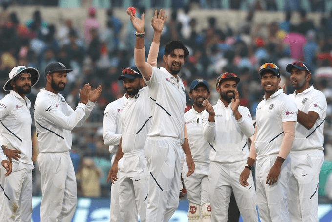 Ishant Sharma only 3 wickets away from a triple century of wickets in Test Match