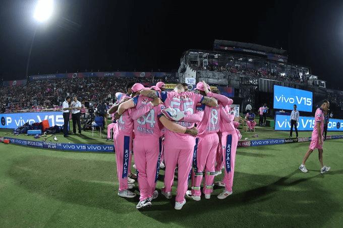 IPL 2020: Rajasthan Royals start pre-season camp